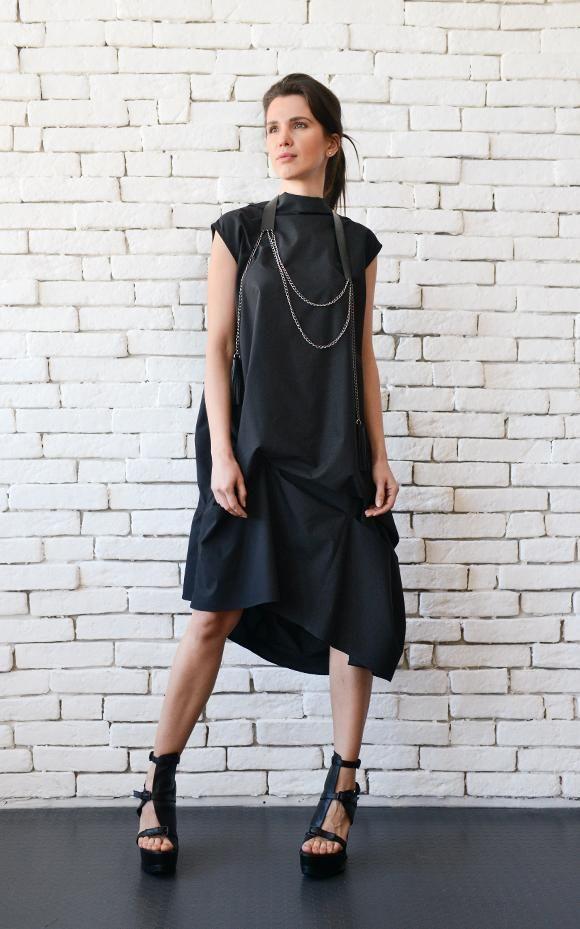 Photo of Loose Asymmetric Dress