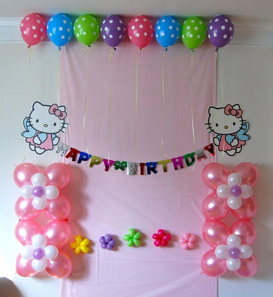 Hello Kitty Birthday Game Ideas Decoration Ideas Cute Hello