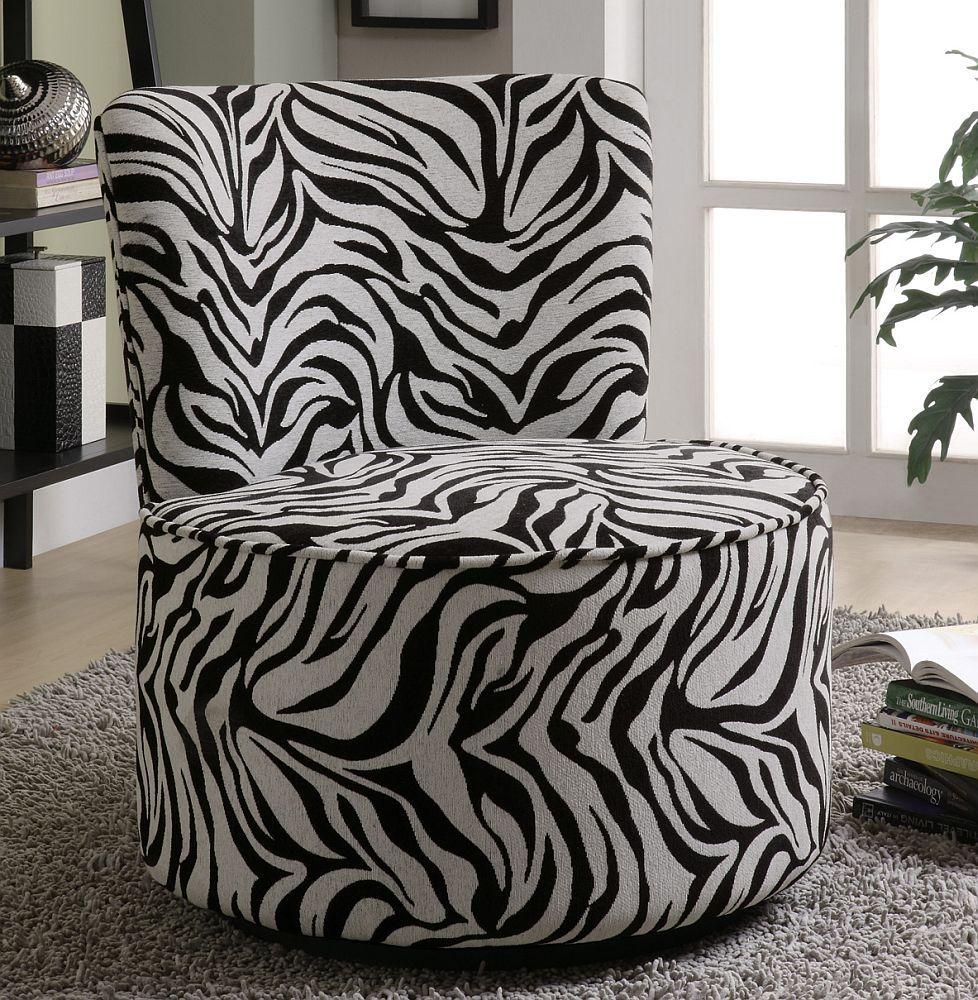 zebra drucken akzent stuhl | zebra stuhl, home design, dekor