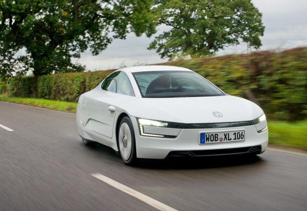 Volkswagen XL1 Hybrid [261 mpg] Deliveries Begin In UK