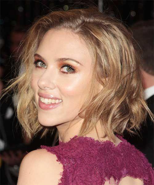 20 Scarlett Johansson Bob Haircuts Hair Cut Scarlett Johansson