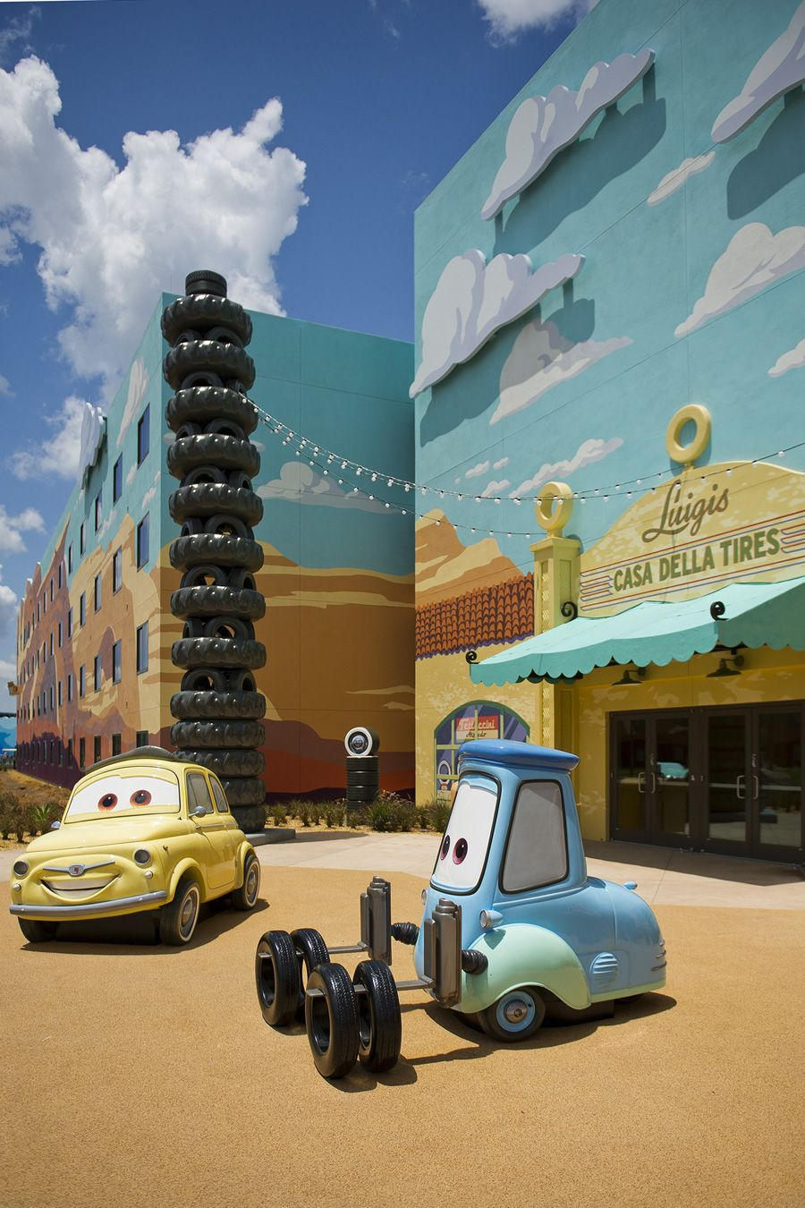 How Much Is Parking At Art Of Animation