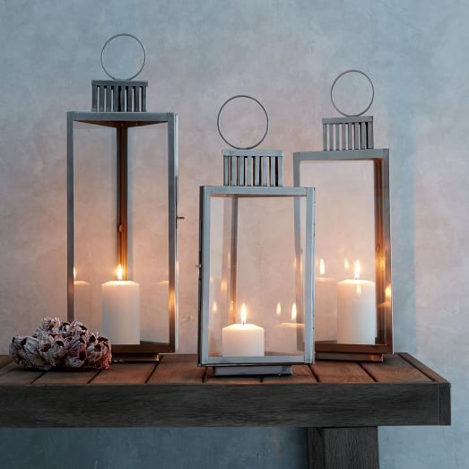 Prism Lanterns West Elm