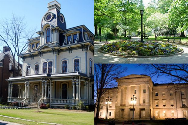 Historic Sites To Visit In Raleigh, North Carolina...including world class museums