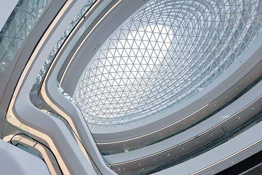 北京/Galaxy SOHO(望京Soho綜合商業機能大樓)