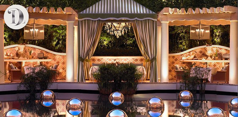 Bartolotta Restaurant At The Wynn In Vegas Bucket List Pinterest