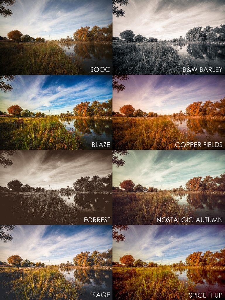 We Re So Excited To Share This Amazing Mini Collection Of Landscape Presets We Ve Included Everything You Ll Need For Photoshop Landscape Landscape Lightroom