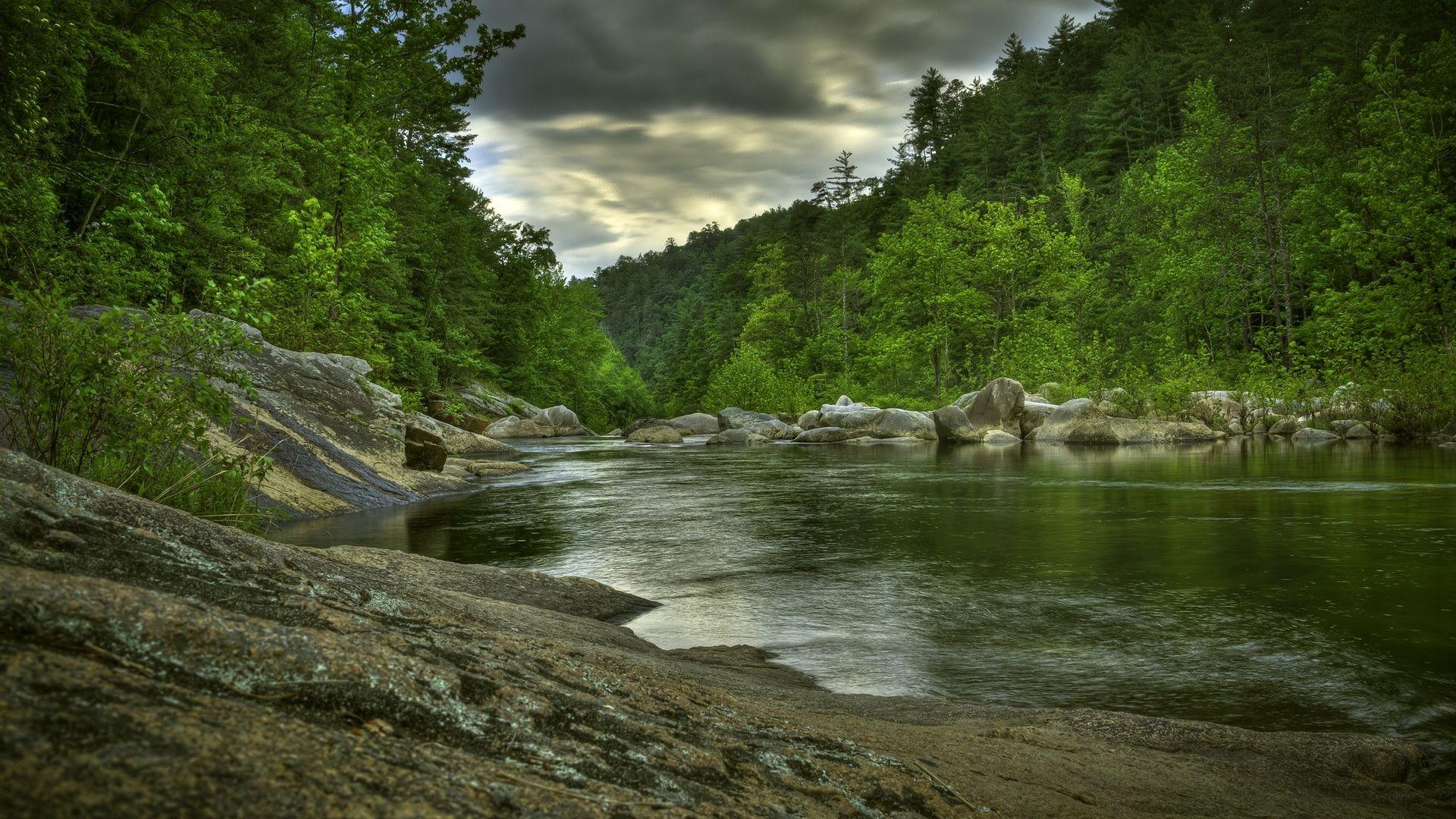 wilsons creek springfield missouri usa nature wallpaper