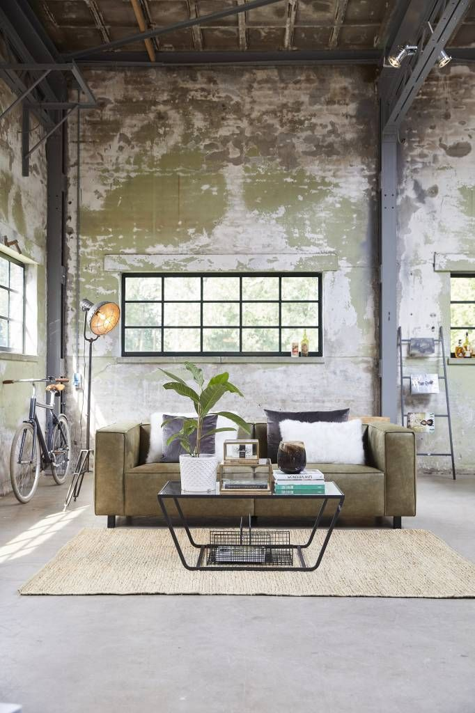 Riverdale Staande Lamp Boston Grijs - 31x37x156 cm - Sweet Living ...