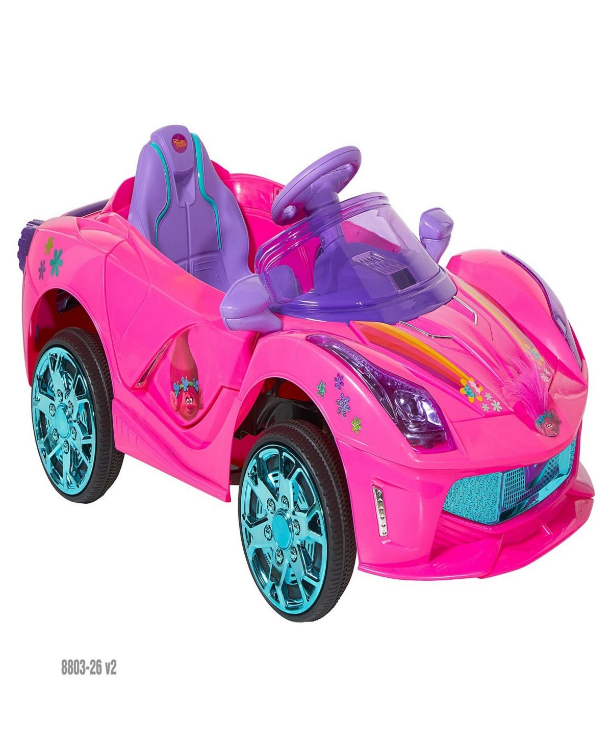 Dynacraft Trolls 6V Super Coupe & Reviews Kids Macy's
