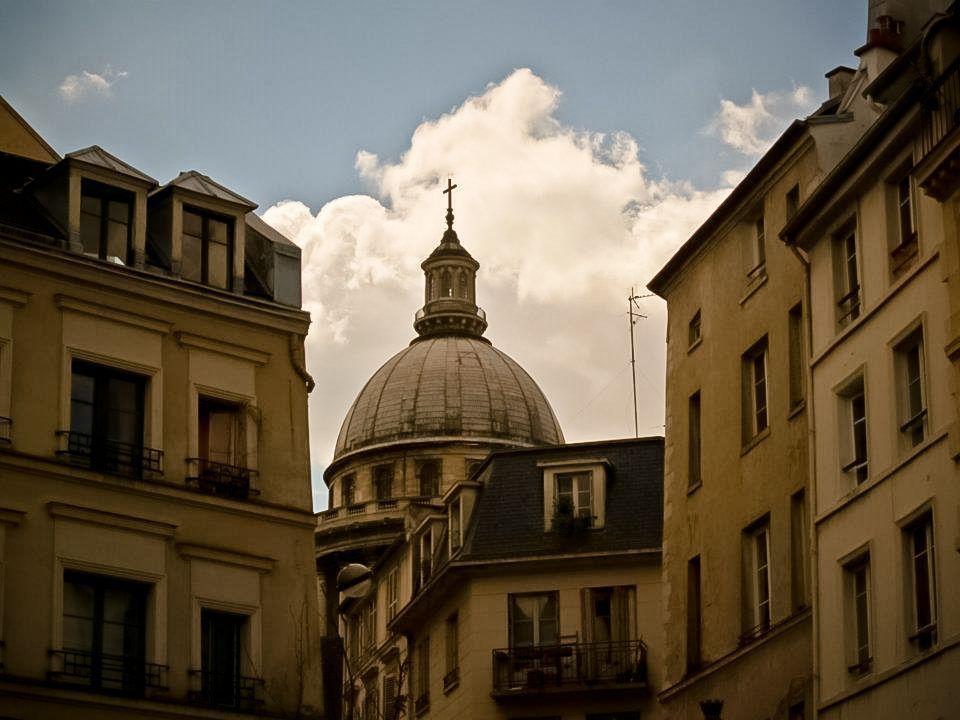Paris. May 2009. By NikitaDB. IG