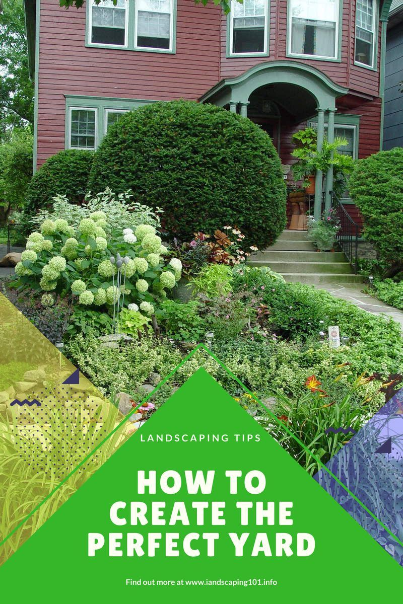 helpful landscaping techniques for creating the perfect yard