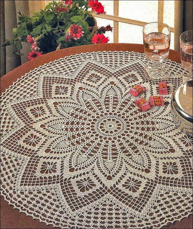 Patron de carpeta ganchillo | crochet | Pinterest