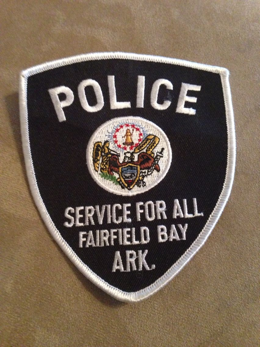 Fairfield pd police police patches police department