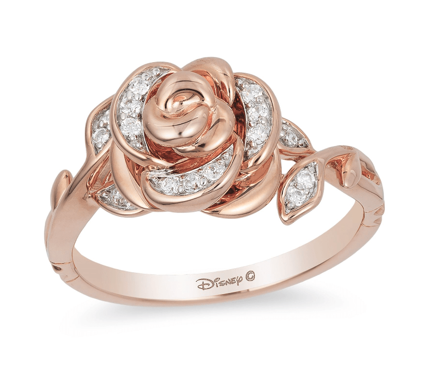 disney inspired engagement rings so gorgeous - Disney Inspired Wedding Rings