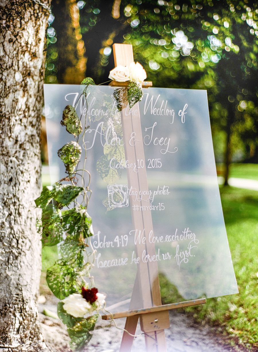 Wedding decorations natural  The Most Amazing Fall Wedding Planned on a Budget  Wedding planning