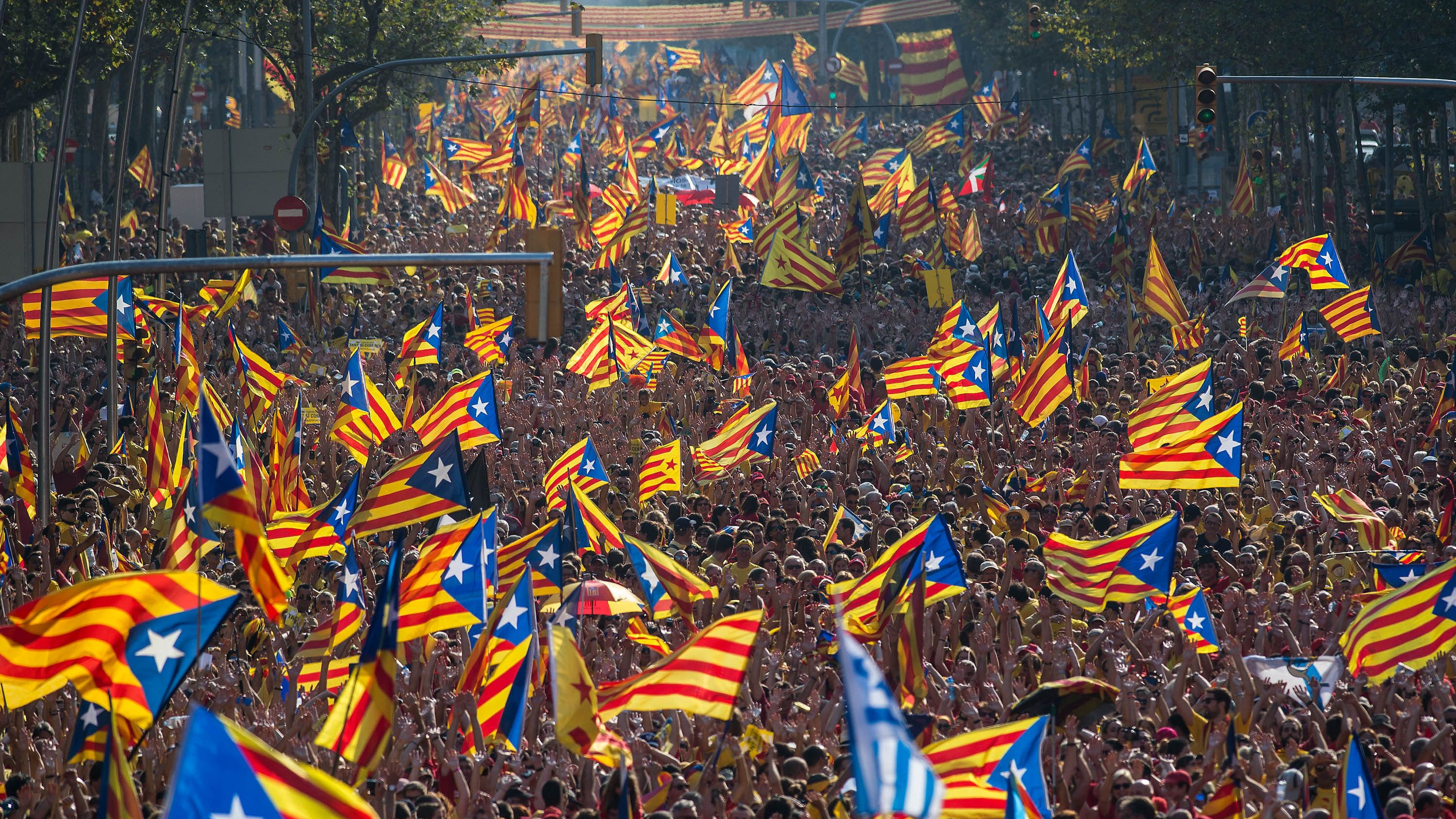 Catalonia S President Makes His Case For Independence From