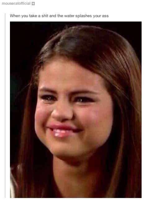 8ef9365a45a8b1be0dd28a0779529f2d the selena gomez crying meme is literally applicable to everything