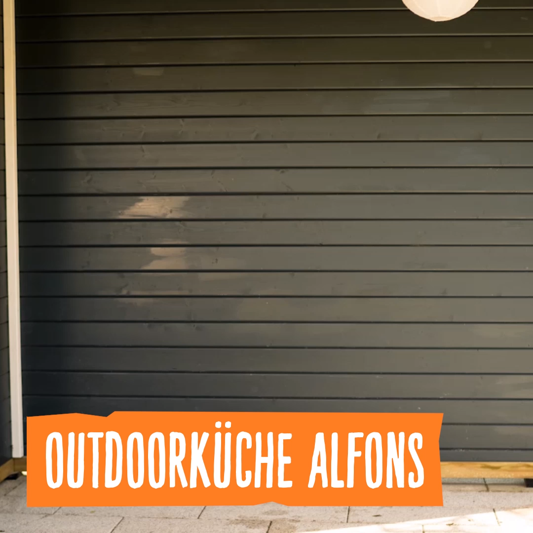 DIY-Outdoorküche: Für die ultimativen Grillfans!