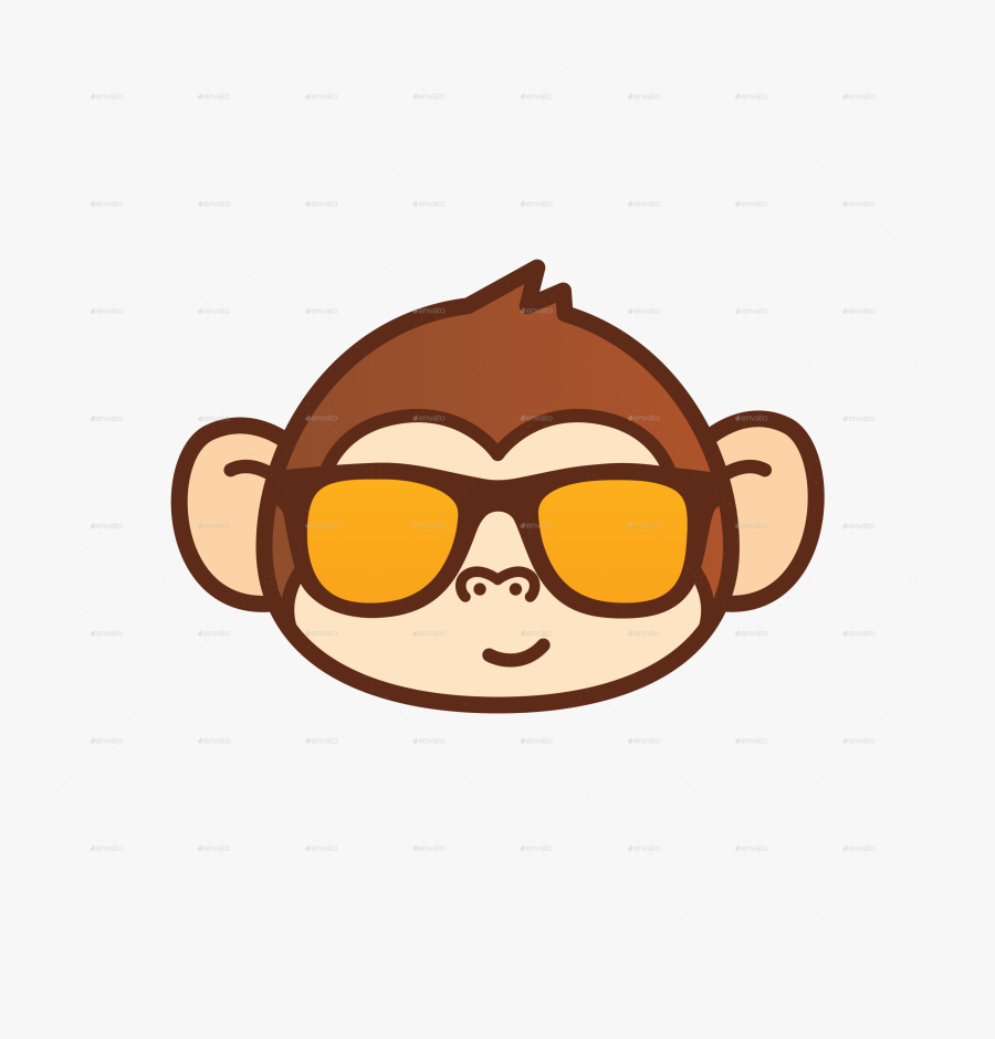 Undefined Cute Monkey Cartoon Monkey Cartoon Faces