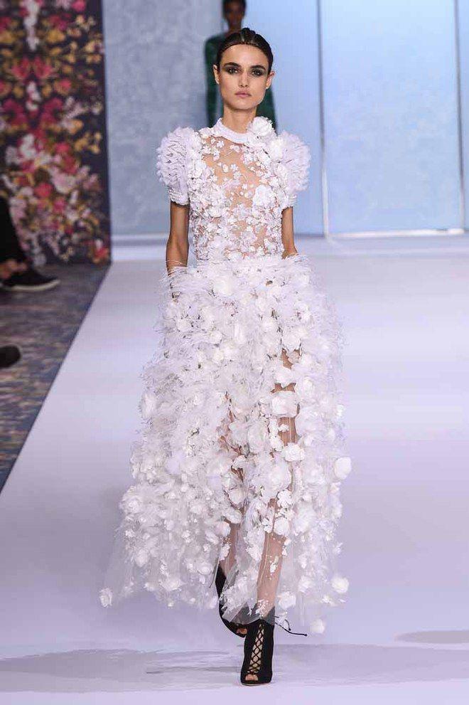 Kleider mit Wow-Effekt: Die Haute Couture Brautkleider 2017 zum Durchklicken