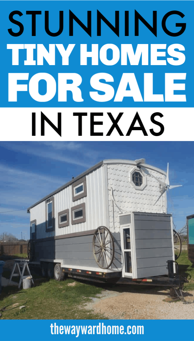 9 Amazing Tiny Houses For Sale In Texas Tiny Houses For Sale