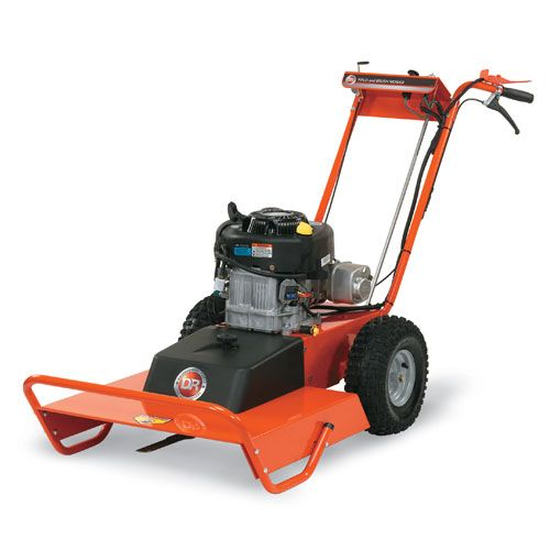 Field Brush Mower Premier 10 5 Hp Briggs Walk Behind Hog Dr Equipment