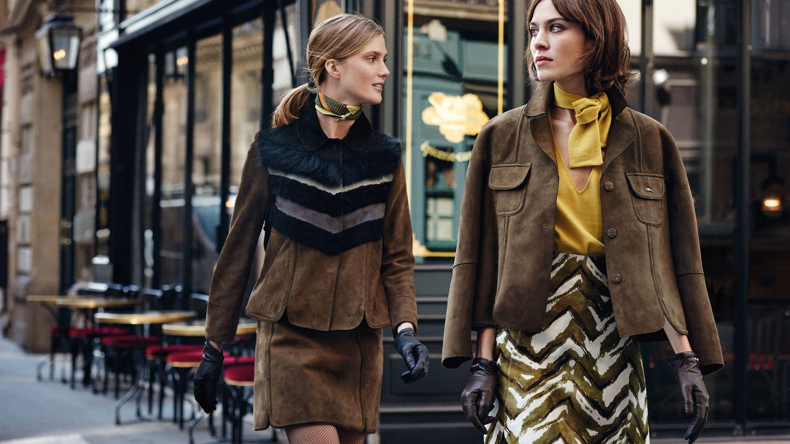 Longchamp Fall 2016 new campaign. Discover it on www.longchamp.com