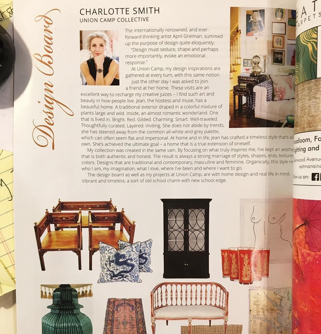 Hey Ma! I'm FAMOUS. well. Maybe not rrreally. but. But. I'm havin this true #feelinmyself moment over here (yes still here). Home Design & Decor Mag. Your girl! Pg 46. HAY. HI!