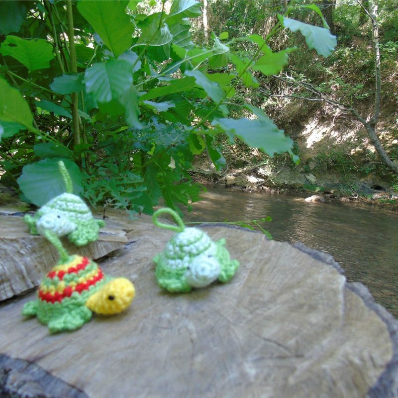 Vacances crochet histoires