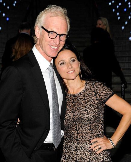 Julia Louis Dreyfus Husband