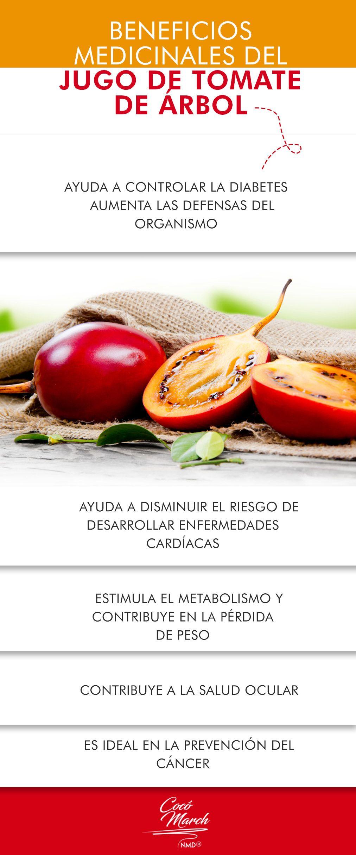 Jugo de rabano con tomate de arbol para adelgazar