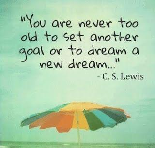 Nunca es tarde!