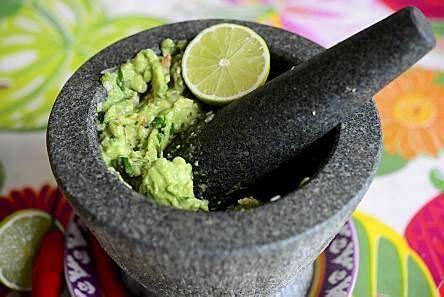Guacamole - Ruokalan reseptit - Ilta-Sanomat
