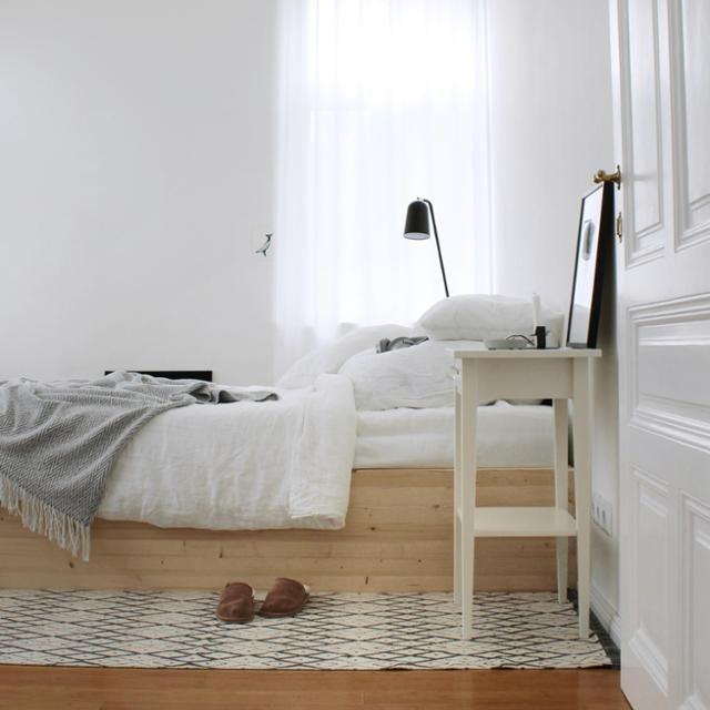 Schlafzimmer 2.0 weiss skandinavisch interior sc