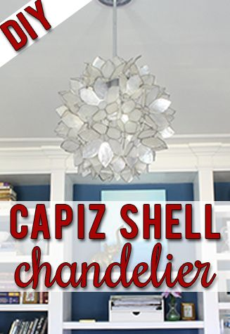 28 brilliant diy lighting ideas you can totally do shell pendant 28 brilliant diy lighting ideas you can totally do shell pendantcapiz aloadofball Image collections