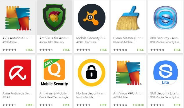 7 Best Antivirus Software and Security Apps for Android