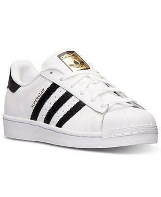 size 40 9ffd2 332cf adidas Women s Superstar Casual Sneakers from Finish Line - Finish Line  Athletic Shoes - Shoes - Macy s
