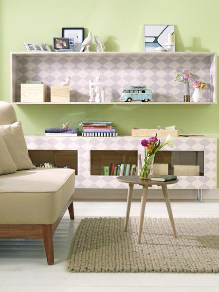 Upcycling So möbeln Sie Ihren IKEA-Schrank auf Upcycling and - küche aus alt mach neu