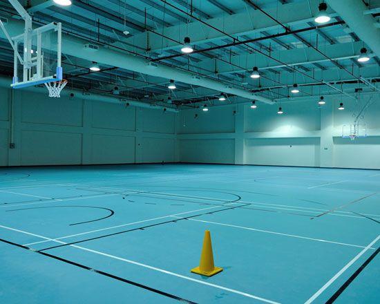 Multi-Purpose Indoor Courts