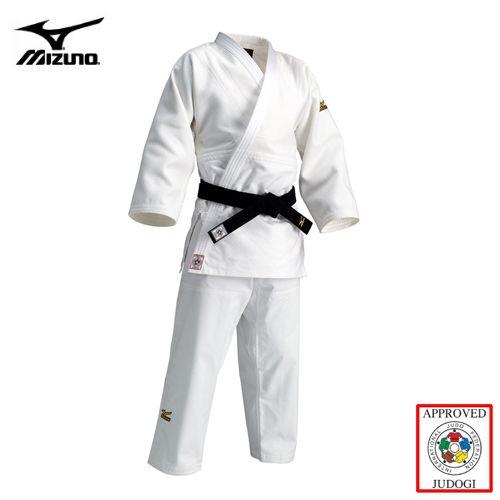 elegante e grazioso negozio online risparmia fino al 60% Judogi MIZUNO Yusho IJF Bianco | Unifomi Kimoni Karate Judo ...