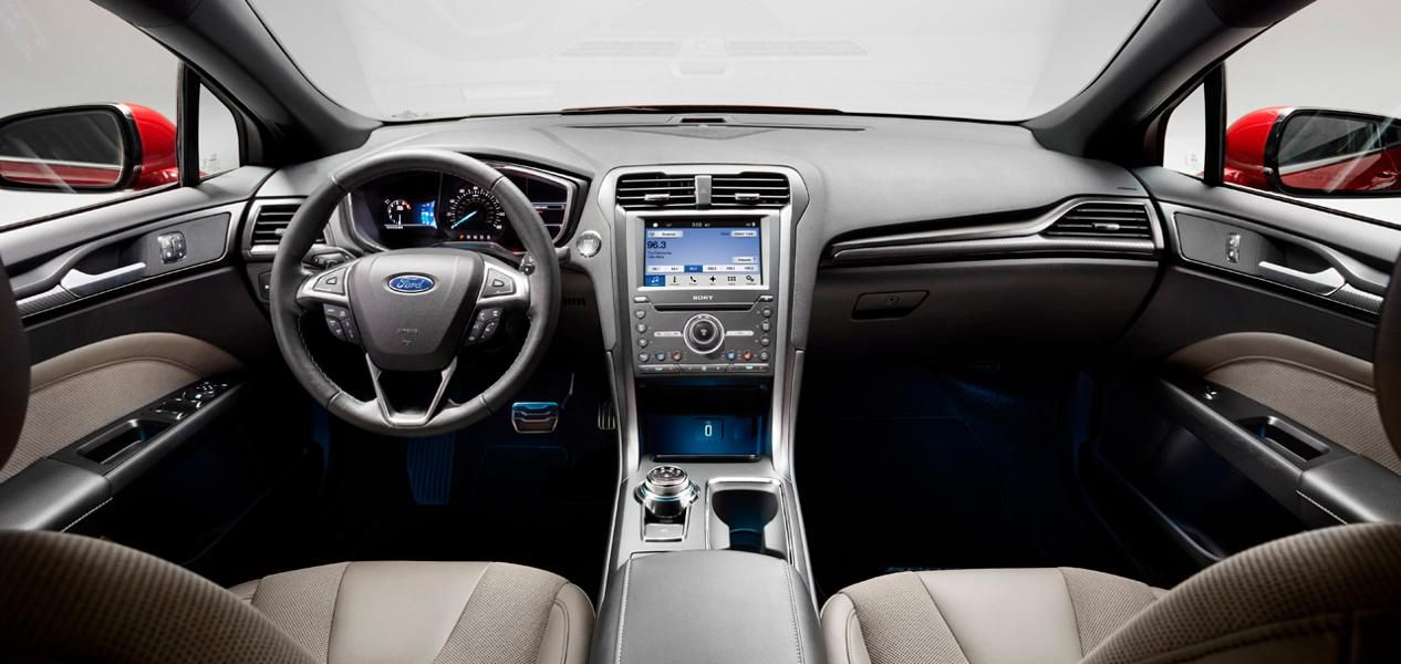 2017 Ford Fusion Sport Ford Fusion Fusion Sport Ford