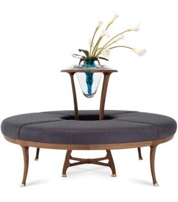 Large Flower Sofa Ceccotti Collezioni - Milia Shop