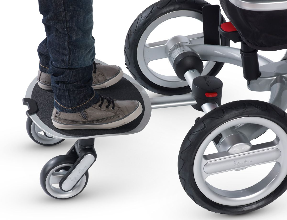 The perfect ride on buggy board for an older child, the