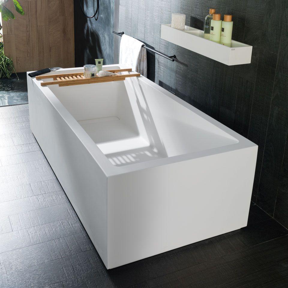 Bathtubs | Cuartos de baños pequeños, Bañeras, Estanteria ...