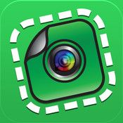 Snip Snap App - never leave your coupons at home again.  Let your camera do the clipping.