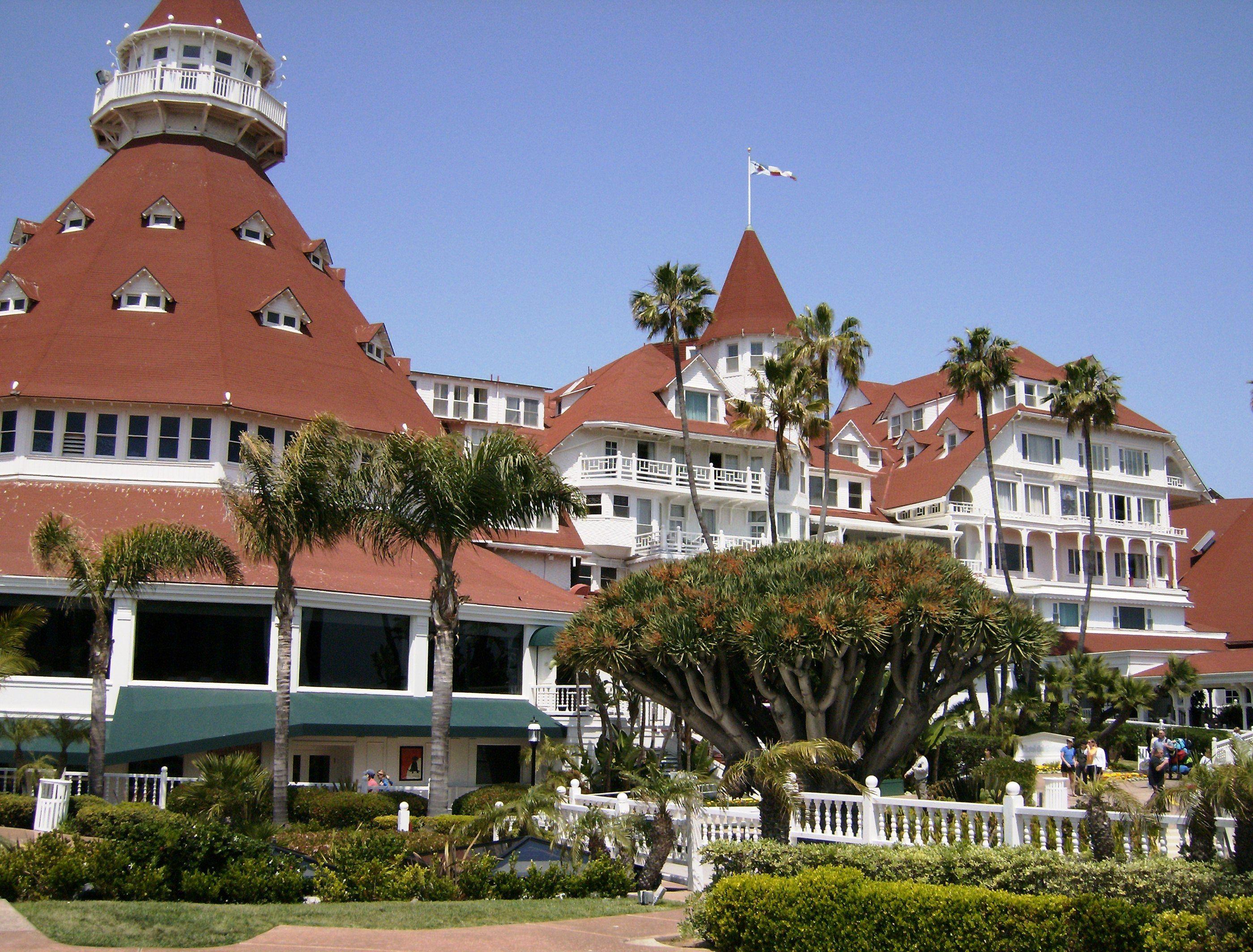 Hotel Del Coronado San Diego Ca. Fine