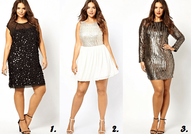 2019 Christmas Outfits For Plus Size Women – 30 Party Wear ...