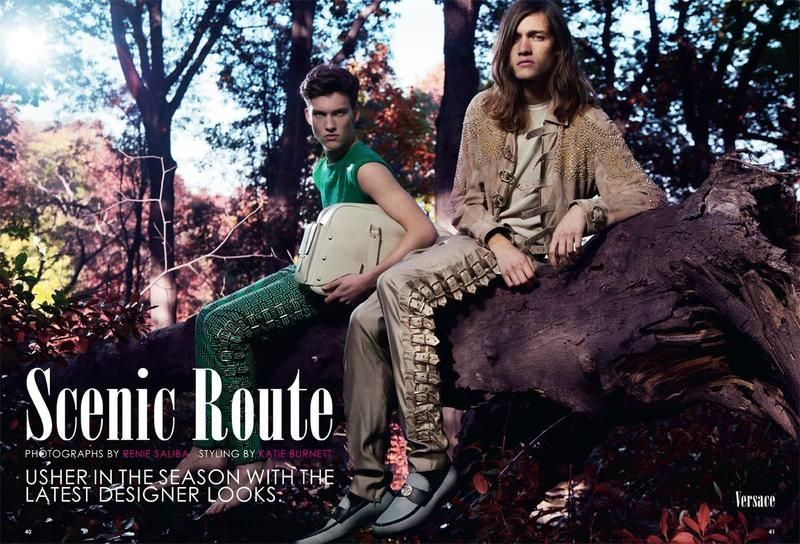 Scenic Route (Essential Homme)