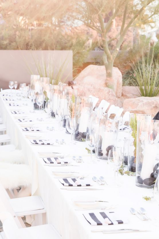 Gorgeous Desert Wedding by Malone Sinclaire Photography